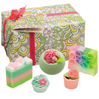 Gift Set Bomb Cosmetics