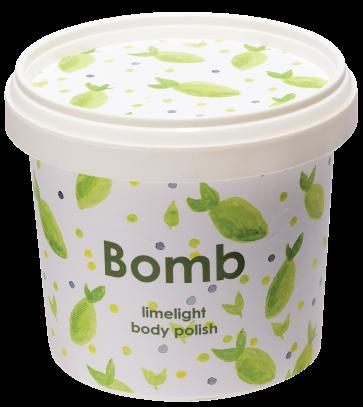 Scrub Corpo Lime Bomb COsmetics