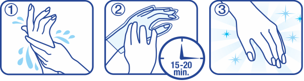 hand plus 1