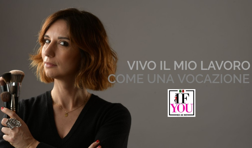 Corsi di MakeUp da IF You Beauty Store con Paola Colombi